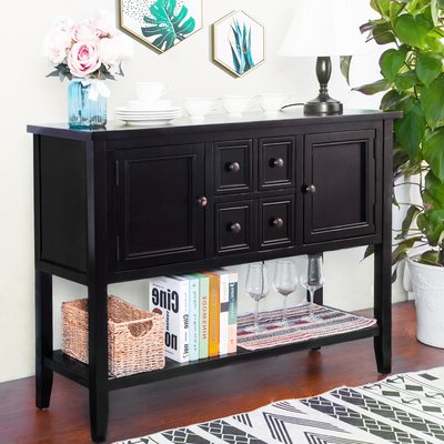 Most Recently Released Sideboards & Buffet Tables You'll Love In  (View 7 of 30)
