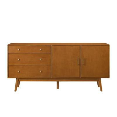 """Most Recently Released Wood – Sideboards & Buffets – Kitchen & Dining Room For Aayah 45"""" Wide 2 Drawer Servers (View 11 of 30)"""