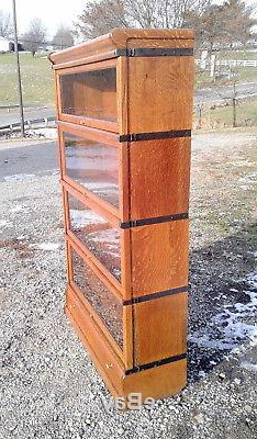 """Most Up To Date 4 Stack Barrister Bookcase Globe Wernicke With Drawer Within Brentley 54"""" Wide 1 Drawer Sideboards (View 24 of 30)"""