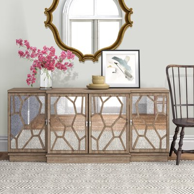 """Most Up To Date 42"""" Wide Sideboards Within Sideboards & Buffet Tables (View 29 of 30)"""