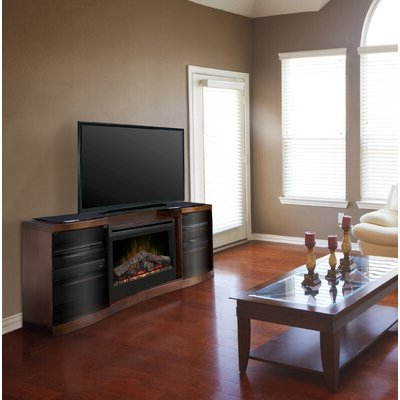 """Most Up To Date 75 Inch Fireplace Tv Stands & Entertainment Centers You'll Regarding Lucille Tv Stands For Tvs Up To 75"""" (View 8 of 30)"""