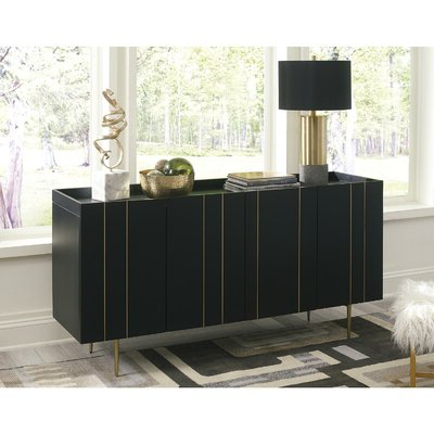 """Most Up To Date Fritch 58"""" Wide Sideboards Inside Sideboards & Buffet Tables You'll Love In  (View 5 of 30)"""