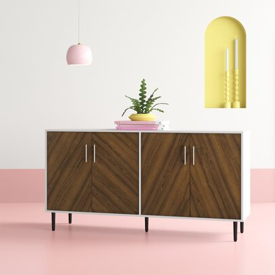 """Most Up To Date Kidham 68"""" Wide Sideboards In Sideboards & Buffet Tables You'll Love In  (View 4 of 30)"""