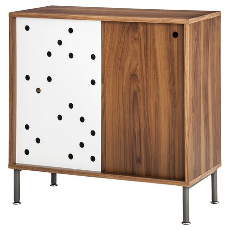 """Most Up To Date Kidham 68"""" Wide Sideboards Regarding Tooblu Dot Twilight Storage Cabinet : Target, $ (View 17 of 30)"""