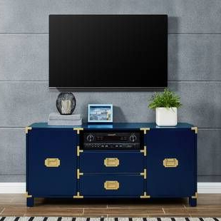 """Most Up To Date Leafwood Tv Stands For Tvs Up To 60"""" With Orviston Corner Tv Stand For Tvs Up To 60"""" (View 12 of 30)"""