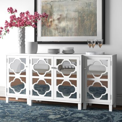"""Most Up To Date Marple 42"""" Wide 2 Drawer Servers Throughout Sideboards & Buffet Tables (View 25 of 30)"""