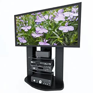 """Most Up To Date Sonax Zurich Vertical 65 Inch Tv Stand With Mount: Amazon With Regard To Metin Tv Stands For Tvs Up To 65"""" (View 17 of 30)"""