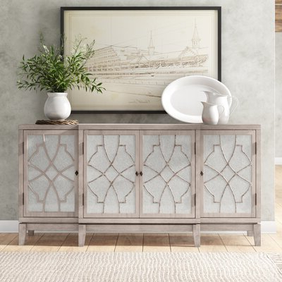 """Most Up To Date Stovall 72"""" Wide Sideboards Throughout Farmhouse & Rustic Sideboards & Buffets – Made To Last (View 4 of 30)"""