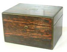 Newest Antique Coromandel Wooden Boxes For Sale (View 12 of 30)