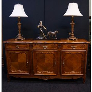"""Newest Blade 55"""" Wide Sideboards With Regard To Buy Large French Sideboard From Seanic Antiques (View 18 of 24)"""