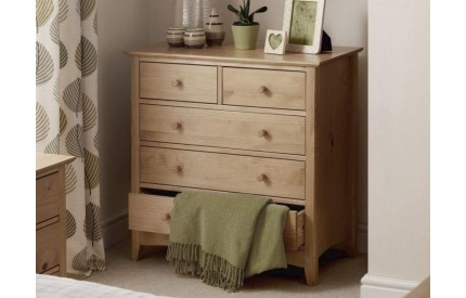 """Newest Modern Home – Chests Of Drawers – Free Next Day Delivery Throughout Kinston 74"""" Wide 4 Drawer Pine Wood Sideboards (View 29 of 30)"""
