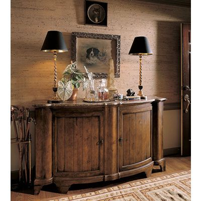 Newest Park Credenzas With Century 42h 402 Town And Country Somerset Credenza (View 23 of 30)
