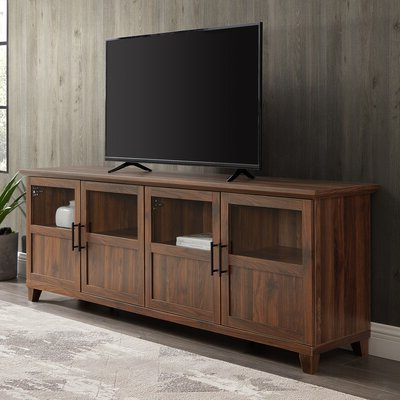 """Newest Romain Tv Stand For Tvs Up To 78 Inches – Birch Lane In Ira Tv Stands For Tvs Up To 78"""" (View 6 of 30)"""