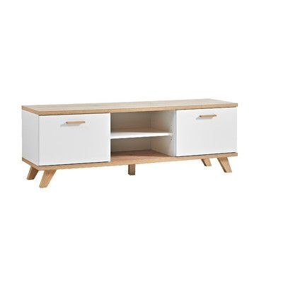 """Oak Tv With Regard To Greggs Tv Stands For Tvs Up To 58"""" (View 23 of 30)"""