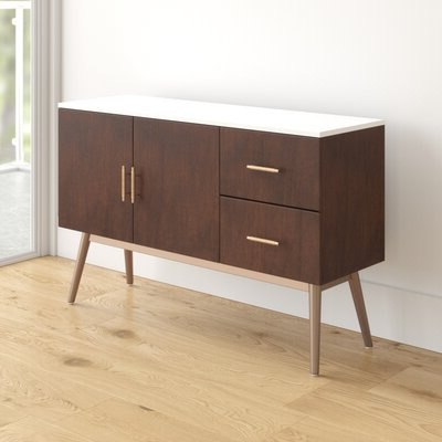 """Palisade 68"""" Wide Sideboards Regarding Most Current Modern Sideboards + Buffets (View 7 of 30)"""