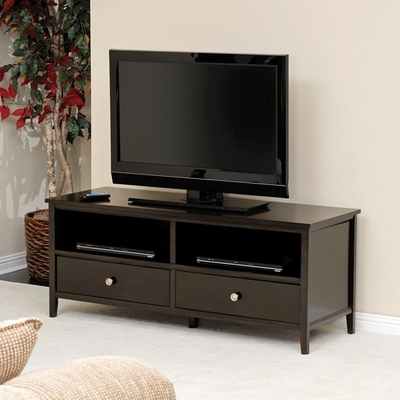 Park Credenzas In Well Liked Market Park Entertainment Credenza Black Apricot – Sauder (View 22 of 30)