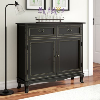 Philbrick Drawer Servers Intended For Most Popular Cottage & Country Cabinets & Chests You'll Love In (View 6 of 12)