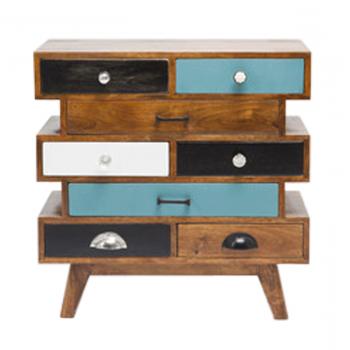 "Pin Van Anskje ** Op Project 2: Retro Bathroom – Design Regarding Well Known Northwood 72"" Wide Mango Wood Buffet Tables (View 27 of 30)"