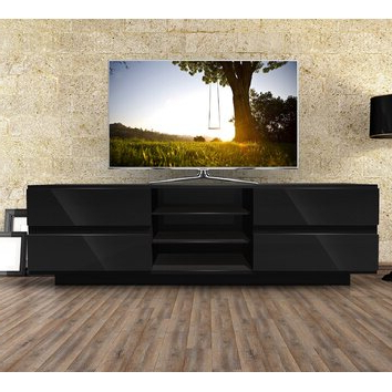 """Popular Bloomfield Tv Stands For Tvs Up To 65"""" Throughout Mda Designs Avitus Tv Stand For Tvs Up To 65"""" & Reviews (View 6 of 30)"""