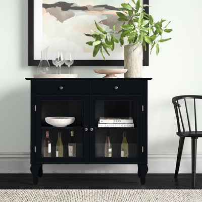"""Popular Claire 70"""" Wide Acacia Wood Sideboards Intended For Sideboards & Buffet Tables (View 17 of 30)"""