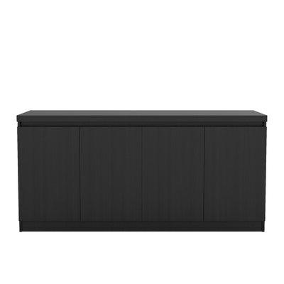 "Popular Islesboro 58"" Wide Sideboards In Modern Sideboards + Buffets (View 28 of 30)"