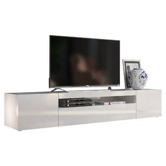 """Popular Ramsdell Floating Tv Stand For Tvs Up To 78 Inches In 2020 Pertaining To Ira Tv Stands For Tvs Up To 78"""" (View 19 of 30)"""