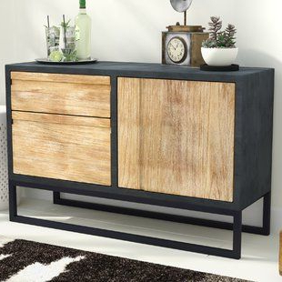 """Popular Tabernash 55"""" Wood Buffet Tables Inside Sideboards & Buffet Tables You'll Love (View 16 of 30)"""