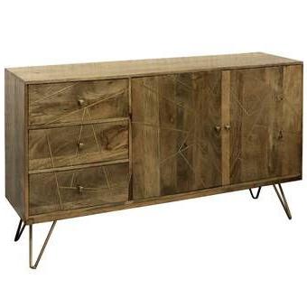 "Preferred Miruna 63"" Wide Wood Sideboards Regarding ボード「ファッションアイデア」のピン (View 18 of 30)"