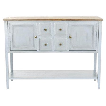 """Preferred Orianne 55"""" Wide 2 Drawer Sideboards Inside Chilton Sideboard (View 13 of 30)"""