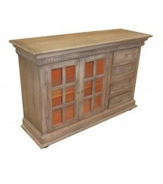 """Preferred Orianne 55"""" Wide 2 Drawer Sideboards Intended For Bellview (View 20 of 30)"""
