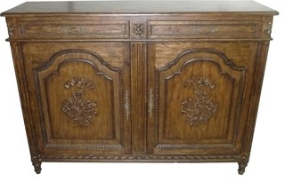 Preferred Orner Traditional Wood Sideboards In New Sideboard French Louis Xvi Style Hand Carved Wood  (View 19 of 30)