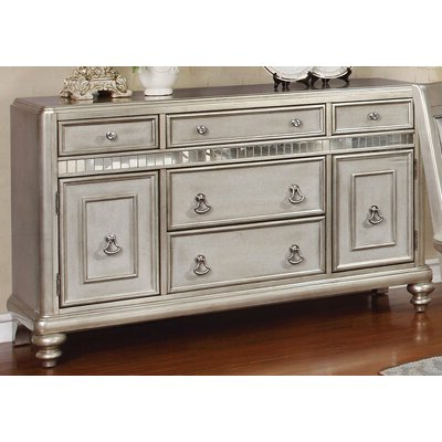 Rayden Sideboards In Best And Newest Chrome & Silver Sideboards & Buffets You'll Love In (View 8 of 30)