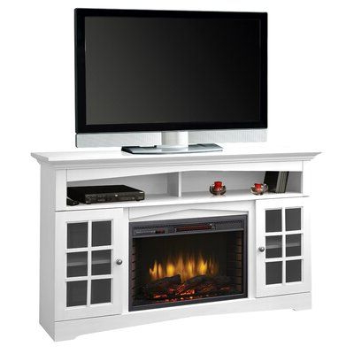 """Recent Josie Tv Stands For Tvs Up To 58"""" Inside Muskoka Huntley Tv Stand For Tvs Up To 58"""" With Fireplace (View 5 of 30)"""
