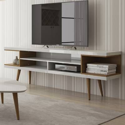 """Recent Lemington Floating Entertainment Center For Tvs Up To 60 Intended For Alannah Tv Stands For Tvs Up To 60"""" (View 28 of 30)"""