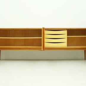 "Recent Reece 79"" Wide Sideboards Regarding Cherry Wood Sideboard (View 27 of 30)"