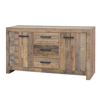 """Reclaimed Wood Sideboards & Buffets You'll Love In 2020 Inside Most Recent Miruna 63"""" Wide Wood Sideboards (View 4 of 30)"""