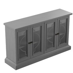"Rosdorf Park Tompkins 56"" Wide 2 Drawer Sideboard Regarding Recent Ismay 56"" Wide 3 Drawer Sideboards (View 8 of 30)"