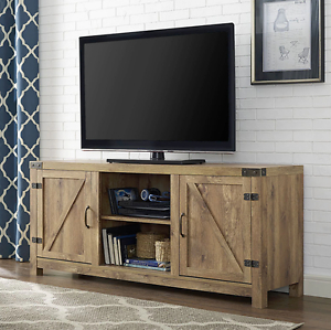 """Rustic Vintage Antique Entertainment Center 65 Inch Tv Inside Famous Buckley Tv Stands For Tvs Up To 65"""" (View 26 of 30)"""