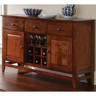 "Shop Morgan Mango Wood Servergreyson Living – On Sale Inside Newest Zinaida 59"" Wide Mango Wood Buffet Tables (View 6 of 30)"