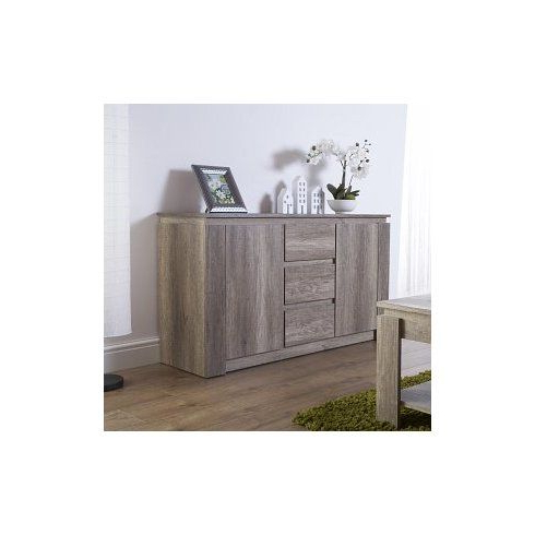 """Sideboard, Hazelwood With Regard To Favorite Ismay 56"""" Wide 3 Drawer Sideboards (View 7 of 30)"""