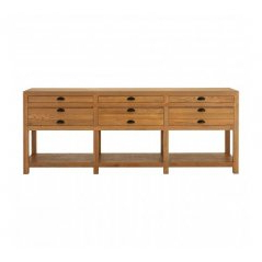 """Sideboards For Widely Used Ellison 76"""" Wide Sideboards (View 10 of 30)"""