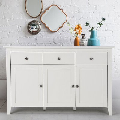 """Slattery 52"""" Wide 2 Drawer Buffet Tables Throughout 2019 Sideboards & Buffet Tables You'll Love In (View 22 of 30)"""