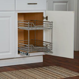 """Sliding Shelves For Most Up To Date Daisi 50"""" Wide 2 Drawer Sideboards (View 22 of 30)"""