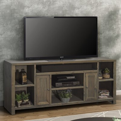 Solid Wood Tv Stand Tv Stands & Entertainment Centers You For Current Blaire Solid Wood Tv Stands For Tvs Up To  (View 3 of 30)