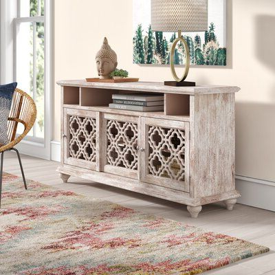 """Solid Wood Within Lederman Tv Stands For Tvs Up To 70"""" (View 18 of 30)"""