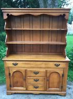Stained Glass Hutch/ Sideboard / Buffet (View 11 of 30)