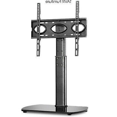 """Swivel Tv Stand Base With Mount For 32 65 Inch Tvs Up To Inside Recent Adora Tv Stands For Tvs Up To 65"""" (View 15 of 30)"""