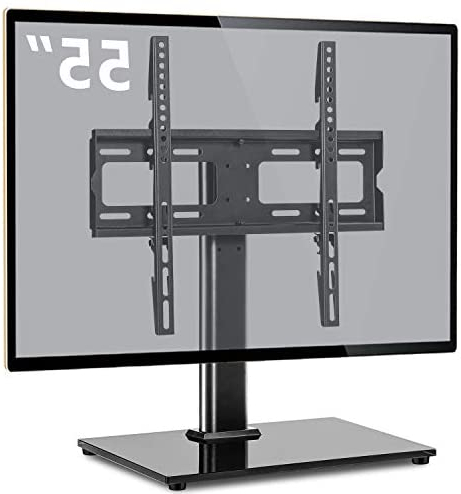 """Tavr Universal Swivel Tv Stand Base Tabletop Tv Stand For With Regard To Best And Newest Quillen Tv Stands For Tvs Up To 43"""" (View 26 of 30)"""