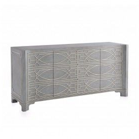 """Theodore Alexander For Most Recent Kidham 68"""" Wide Sideboards (View 18 of 30)"""