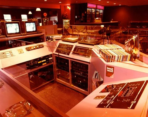 Trendy 93 Meilleures Images Du Tableau Turntables, Dj Booths With Regard To Albermarle Sideboards (View 7 of 30)